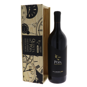 QTA DO POPA TINTO BLACK EDITION MAGNUM 1,5Lt 2016