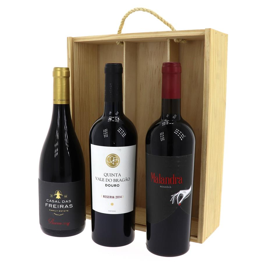 Pack Reservas Tinto